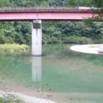 【無料キャンプ場】宮崎の河原キャンプ場(高知県)